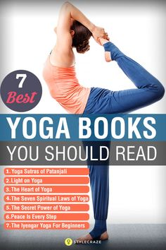 7 Best Yoga Books You Should Read - What more to say other than we just LOVE cool stuff! Check out our store for even more COOL stuff! <3