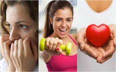 8 helseproblemer som du kan rette ved å trene #helseproblemer #rette #trene #Godevaner