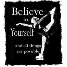 Believe in yourself (skater) Journal by Meegan's Place - CafePress Ice Skating Quotes, Figure Skating Quotes, Sport Quotes, Me Quotes, Skate 3, Skating Dresses, Roller Skating, Believe In You, Favorite Quotes