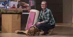SnugglePad Hundeschlafsack für unterwegs