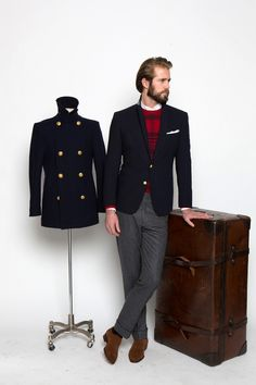Ovadia & Sons Fall/Winter 2013 Look Book