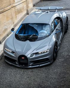 Bugatti Chiron is the fastest and most powerful super sports car in . - # most powerful Bugatti Chiron is the fastest and most powerful super sports car in . Car Ideen carnowpin Car Ideen Bugatti Chiron is the fast Bugatti Veyron, Bugatti Auto, Bugatti Royale, Bugatti Chiron 2018, Luxury Sports Cars, Top Luxury Cars, Classic Sports Cars, Porsche, Audi