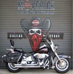 Check out this 2005 Harley-Davidson FLSTCI - Softail Heritage Classic listing in Carrollton, TX 75006 on Cycletrader.com. It is a Cruiser Motorcycle and is for sale at $7997.