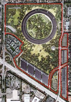 Apple | Nuevo campus en Cupertino