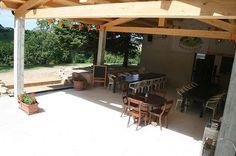 Huis op de heuvel - Minicamping & Appartementen in Italie, camping, kamperen, casa del poggio, vakantie