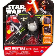 Star Wars Spinmaster Toys Box Busters Super Playset | ToyZoo.com