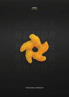 Hidden Persuasion Icon. Humor - Cheetos Spinners