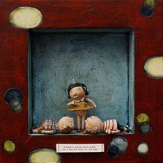 kina crow – artwork previously sold