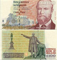 irland money | Obverse & Reverse]