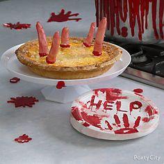 Look Don't Eat Finger Pie Idea