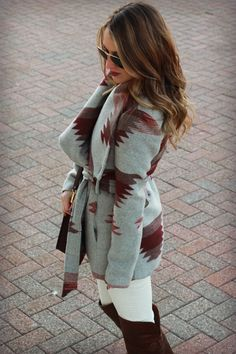 I just bought a coat like this and I'm in love with it. So comfortable and cute.