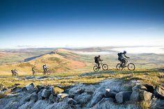 Adventure. #keen #biking