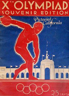 Vintage Program   Olimpiadi, Olympics