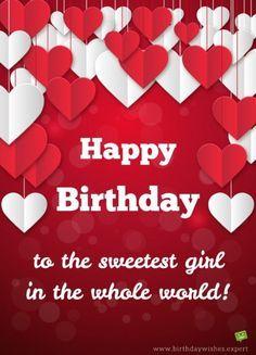 My Girls Special Day Birthday Greetings