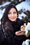 A Ukrainian woman Kristina wants to meet a single 30-48 y.o. man.