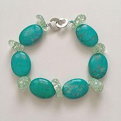 Nwot Beautiful Turquoise Bracelet