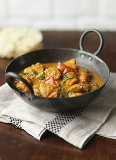 Chicken Balti: The Hairy Bikers » Eat Travel Live