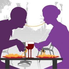 Поедание спагетти создает неудобство, в основном из-за соуса, которым легко можно замазаться. Как есть, чтобы не замазаться и не взять на вилку слишком много?