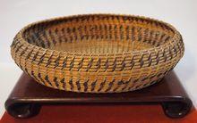 Vintage Washoe Indian Basket