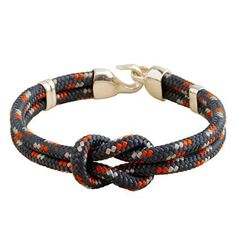 Miansai® Mizzen Bracelet | J.crew  I'm sure there's a way to make this yourself with 550 cord.