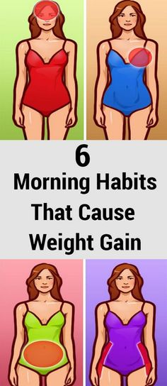 6 Morning Habits That Cause Weight Gain - The most extreme weight loss methods revealed Fast Weight Loss, Weight Gain, Weight Loss Tips, Go Jogging, Speed Up Metabolism, Morning Habits, Burn Belly Fat Fast, Lose Belly, Weight Loss Smoothies
