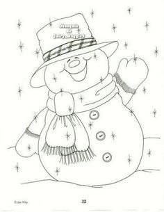 Awesome Most Popular Embroidery Patterns Ideas. Most Popular Embroidery Patterns Ideas. Christmas Colors, Christmas Snowman, Christmas Crafts, Christmas Coloring Pages, Coloring Book Pages, Snowman Coloring Pages, Christmas Templates, Christmas Printables, Christmas Embroidery