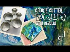 Making your own Fluid Acrylic - Detail Recipe and Acrylic Pouring Demo - YouTube