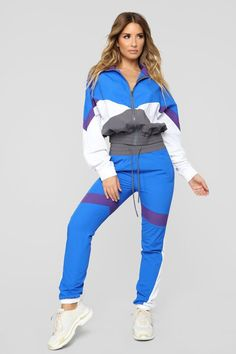 Top Chart Reflective Jacket Multicolor from Fashion Nova on 21 Buttons