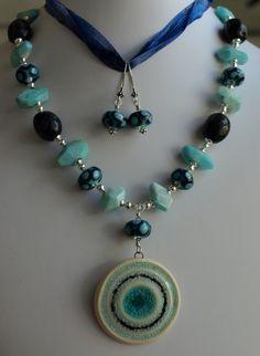 gbkoru: necklace & earrings