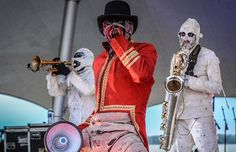 Here Come The Mummies and Falling Hollywood at 8 Great Tuesdays in Erie, PA on 29-July-2014