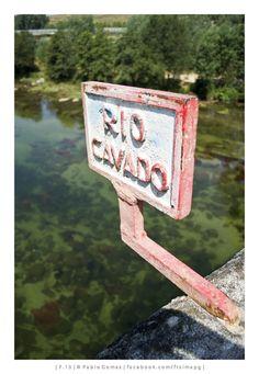 Rio Cávado [2013 - Prozelo - Portugal] #fotografia #fotografias #photography #foto #fotos #photo #photos #local #locais #locals #europa #europe #turismo #tourism #rios #rivers @Visit Portugal @ePortugal