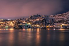 Photograph Winter Battery by Gord Follett on 500px