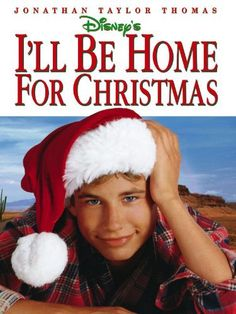 I'll Be Home For Christmas [PG] 86 mins. Starring: Jonathan Taylor Thomas, Jessica Biel, Adam LaVorgna, Gary Cole, Eve Gordon and Lauren Maltby Great Christmas Movies, Xmas Movies, Christmas Shows, Family Movies, All Family, Christmas Music, Disney Movies, Good Movies, Holiday Movies
