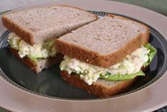 Creamy Low-Fat Egg, Tuna & Chicken Salad Recipes