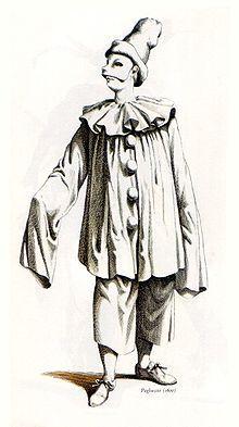 Paillasse (commedia dell'arte) — Wikipédia