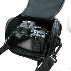 Camera Case Bag for Canon EOS for sale online Dslr Camera Bag, Nikon Dslr, Camera Case, Canon Eos, Nikon 3400, Photo Equipment, Photo Accessories, Camera Photography, Ebay