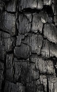 Black 黒 Kuro Nero Noir Preto Ebony Sable Onyx Charcoal Obsidian Jet Raven Color Texture Pattern charcoal Raven Color, Art Texture, Black Wood Texture, Texture Drawing, Grain Texture, Charred Wood, Estilo Rock, Black Gold Jewelry, Stock Foto