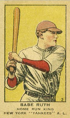 9 Best Babe Ruth Baseball Cards Images In 2016 Babe Ruth