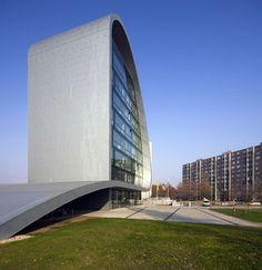 Hungarian Autoklub Headquarters / Vikar