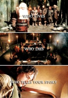 You could have done so much more, if you only had time. #thehobbit
