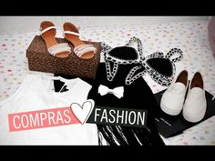Compras Fashion: Janeiro e Fevereiro 2016.