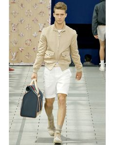 GQ Shows You How to BITE THIS STYLE    From Louis Vuitton: $4,173  GQ Price: $733