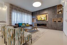 שיפוץ נכון בדירת קבלן: יורדים בחדרים אבל עולים במרחב | בניין ודיור