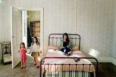 HOME & GARDEN: Chez Mimi Thorisson