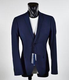 3a3eb9485b50 Dress Slim fit John Barritt fabric mixed stretch two shades of blue.  Consigli Sulla ModaModa MaschileAbiti ...