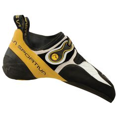 Climbing shoes : La Sportiva Solution