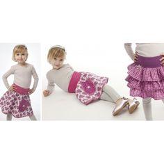 Minikrea 20101 - Cirkelrok 6m - 3j Sewing patterns for kids.