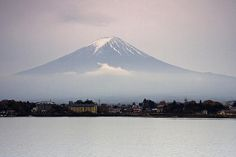 Lake Kawaguchi, Japan  By CS.07