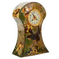 art nouveau clock - Google Search