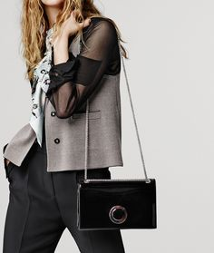 The 50  Best Handbags of Pre-Fall 2016 - don't care about the bag, just want the outfit.